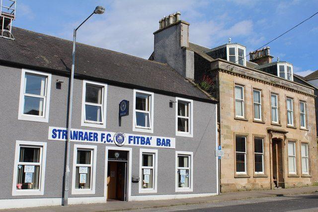 Stranraer FC Fitba' Bar.jpg